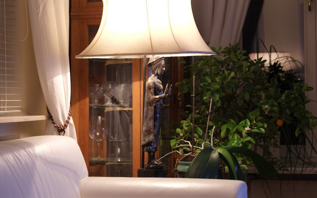 Die ideale Beleuchtung für das Wohnzimmer - - Meine Tipps