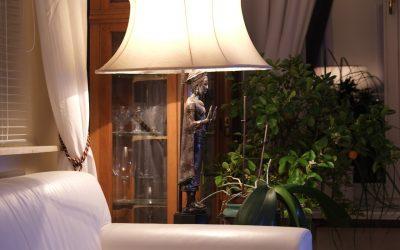 Die ideale Beleuchtung für das Wohnzimmer