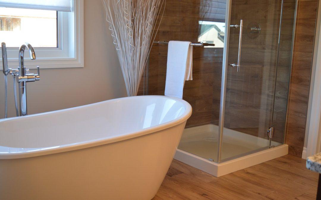 Das moderne Badezimmer und seine Einrichtung
