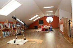 Vorteile von Dachgeschosswohnungen
