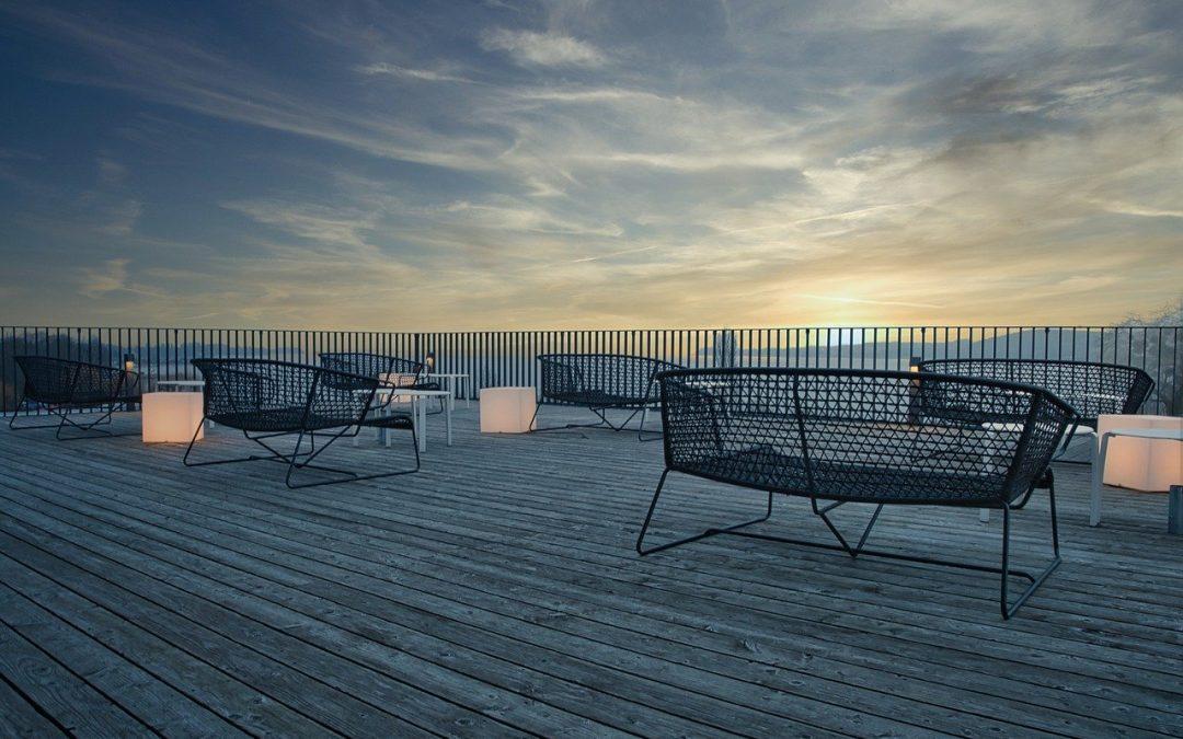 Die Vor- und Nachteile von WPC Terrassendielen