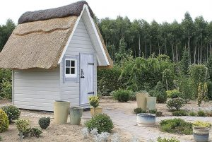 Der Traum vom Gartenhaus
