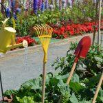 Die wichtigsten Werkzeuge für den Garten